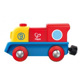 Hape Brave The Little Engine