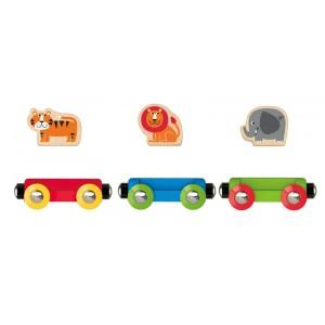Hape Jungle Journey Train