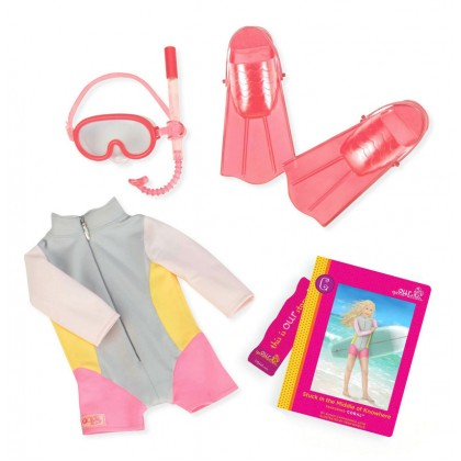 OG Coral's Read & Play Set