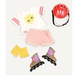 OG Rollerblades & Outfit