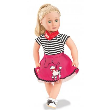 OG Poodle Skirt Set