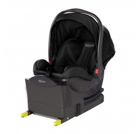Graco Snugride I-Size with base - Midnight Black