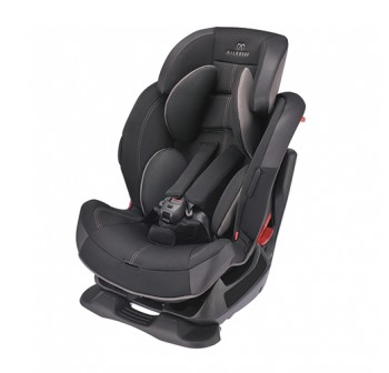 Ailebebe Swing Moon Premium S Car Seat for Group 1/2/3 (9-25kg) - Carbon Black