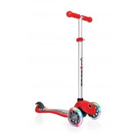 Globber Primo Fantasy Light Scooter for 3+ ~ Racing Red