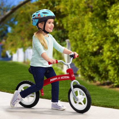 Radio Flyer 800 Glide & Go Balance Bike for 2.5 year & Up