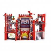 Hape Viking Castle Role Play Set