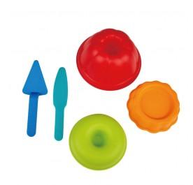 Hape Baker's Trio Sand Toy