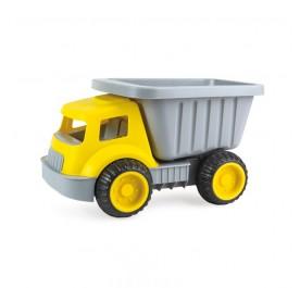 Hape Load & Tote Dump Truck sand Toy