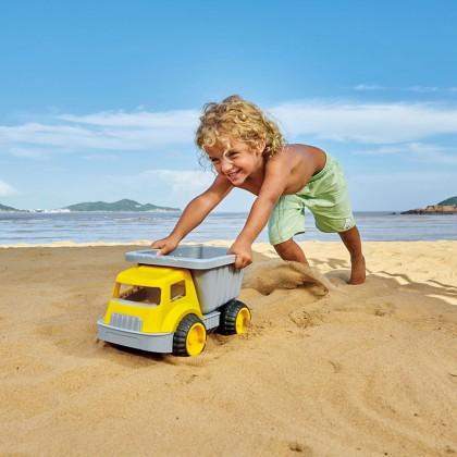 Hape 4084 Load & Tote Dump Truck sand Toy