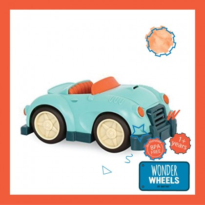 Wonder Wheels 1006 Roadster Play Vehicle for 1+