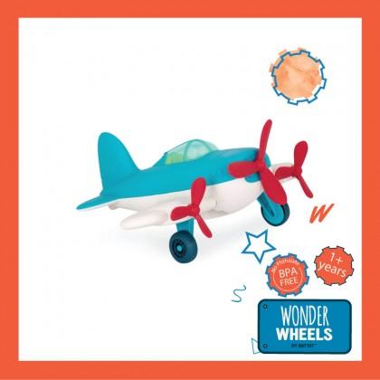 Wonder Wheels 1007 Air Plane Play Vehicle for 1+