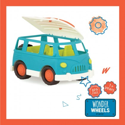 Wonder Wheels 1014 Van Play Vehicle for 1+