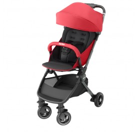 Aprica Nano Smart Plus Cabin Size Stroller ~ Red