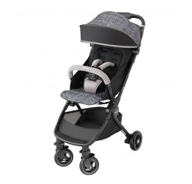 Aprica Nano Smart Plus Cabin Size Stroller ~ Grey