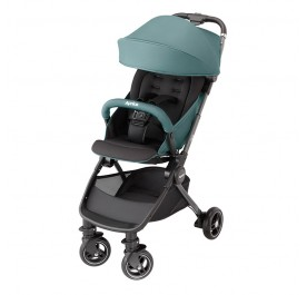 Aprica Nano Smart Plus Cabin Size Stroller ~ Green