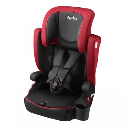 Aprica Air Groove Booster Seat for 9-36 Kg Red
