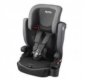 Aprica Air Groove Booster Seat for 15-36 Kg Grey