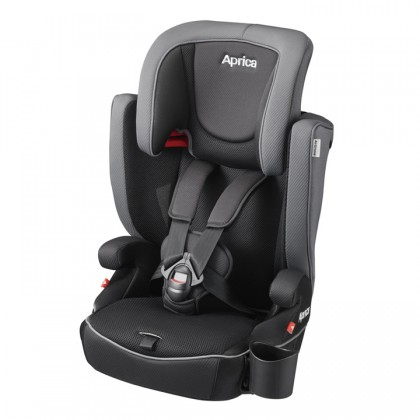 Aprica Air Groove Booster Seat for 9kg-36 Kg Grey