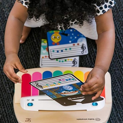 Hape 11649 Baby Einstein Magic Touch Piano (8-keyboard) Wooden Musical Toy