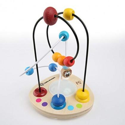 Baby Einstein 11648 Color Mixer Wooden Bead Maze Toddler Toy