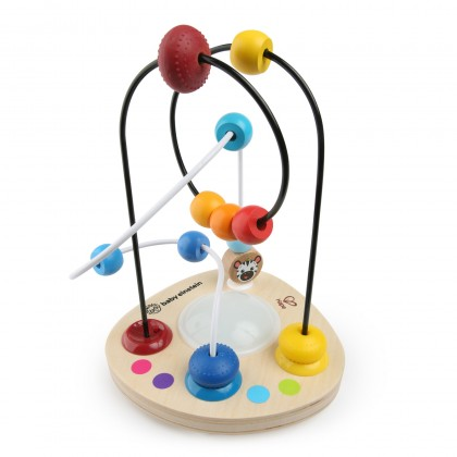 Hape 11648 Baby Einstein Color Mixer Wooden Bead Maze Toddler Toy