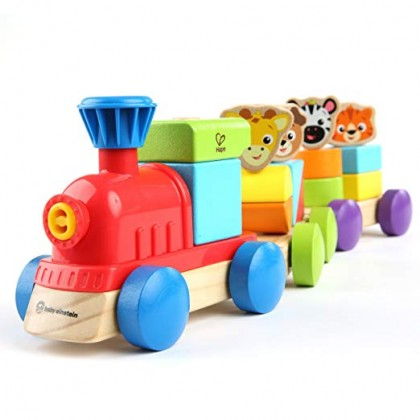 Hape Baby Einstein Discovery Train Wooden Train