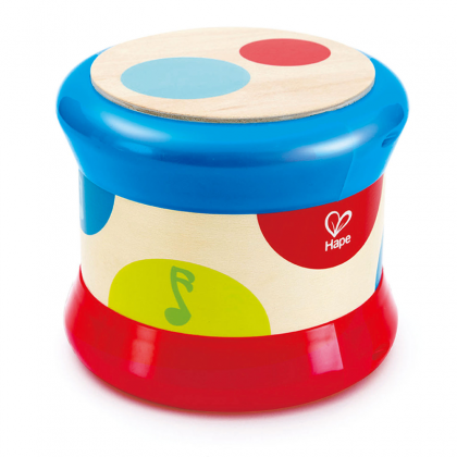 Hape 0333 Baby Drum Musical Toy