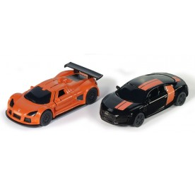 Siku Black and Orange Special Edition