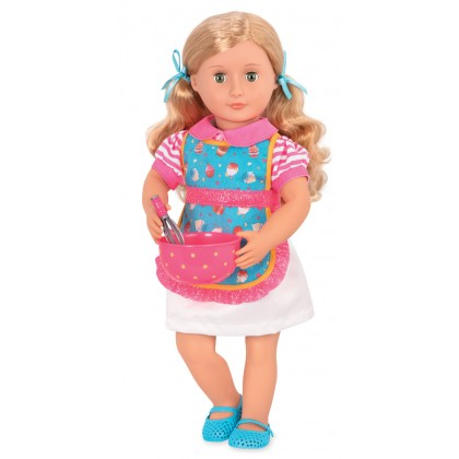 OG Deluxe Doll with Book - Jenny