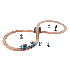 Hape Figure 8 Railway Starter Set