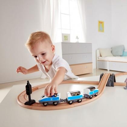Hape 3729 Passenger Train Set