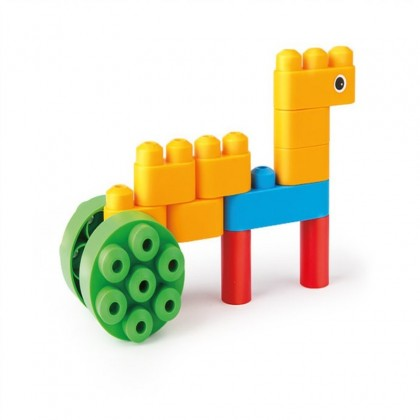 PolyM 760002 Birds 'N' Beasts Building Blocks