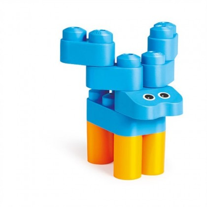 PolyM 760004 Animal Kingdom Building Blocks