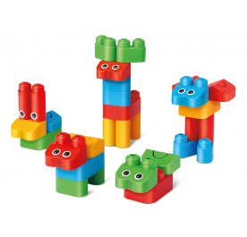 PolyM Animal Kingdom Building Blocks