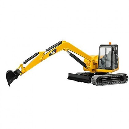 Bruder 02456 CAT Mini Excavator
