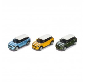 Siku 3-pcs Mini Cooper Set