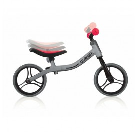 Globber Balancing Bike For Toddler - Red / Silver