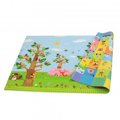 Baby Care Original Korea Playmat (M) ~ Birds in Three