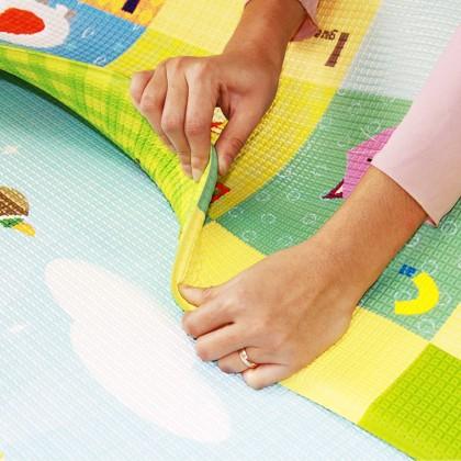 Baby Care Original Korea Playmat (M) ~ Birds in Three