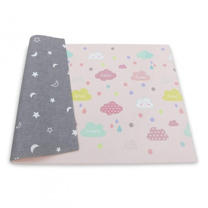 Baby Care Korea Original Playmat  (M) ~ Happy Cloud