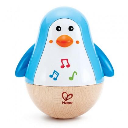 Hape 0331 Penguin Musical Wobbler