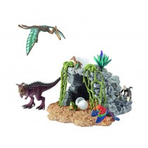Schleich 42261 Dinosaur Play Set with Cave