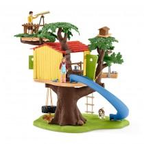 Schleich 42408 Adventure Tree House