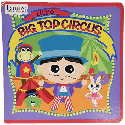 Lamaze Little Big Top Circus