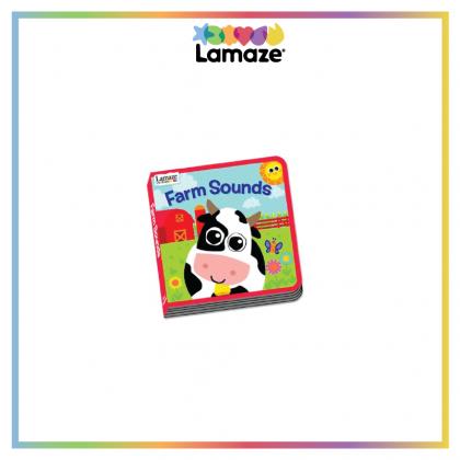 Lamaze 27907 Farm Sounds Board Book