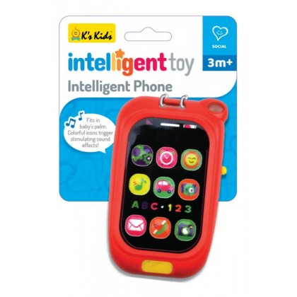 K'sKids 23001 Intelligent New Phone (CLEARANCE ITEM)
