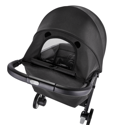 Baby Jogger City Tour 2 Cabin Size Stroller for newborn - Jet (newborn to 20kg)