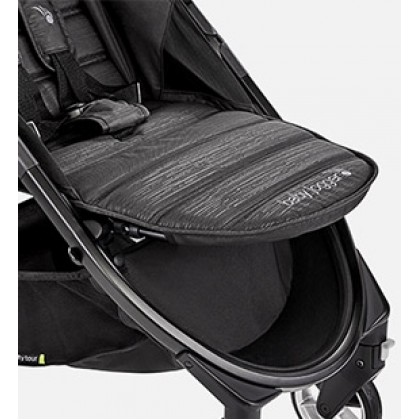 Baby Jogger City Tour 2 Cabin Size Stroller for newborn  - Slate (newborn to 20kg)