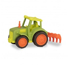Wonder Wheels Tractor with Rake Play Vehicle