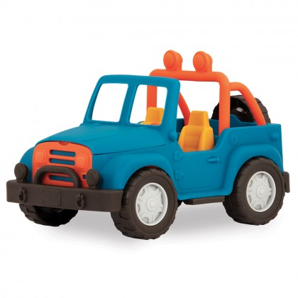 Wonder Wheels 1021  4 x 4 Jeep Play Vehicle for 1+